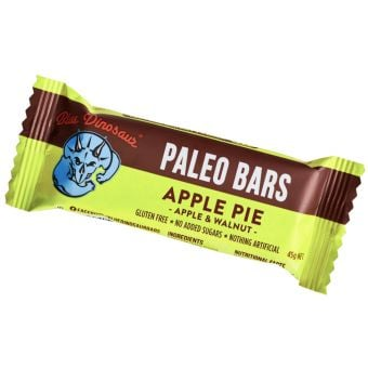 Blue Dinosaur Paleo Bar Apple Pie 45g