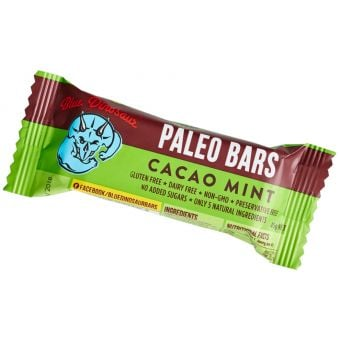 Blue Dinosaur Paleo Bar Cacao Mint 45g