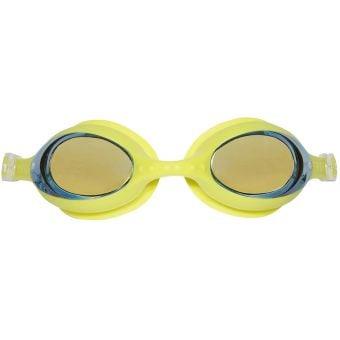Blueseventy Element Swim Goggles Yellow (Blue Mirror Lens)