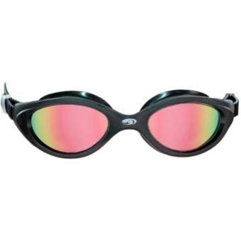 Blueseventy Hydra Vision Swim Goggles Black (Gold Mirror Lens)