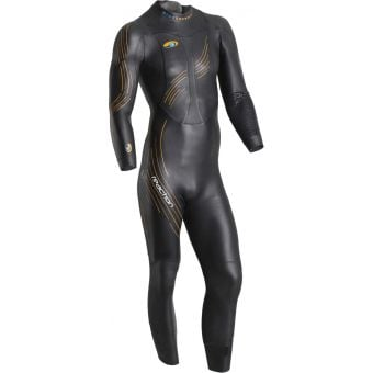 Blueseventy Reaction Full-Length Wetsuit Tall Black/Orange