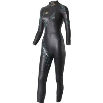 Blueseventy Reaction Full-Length Womens Wetsuit Athena Black/Blue