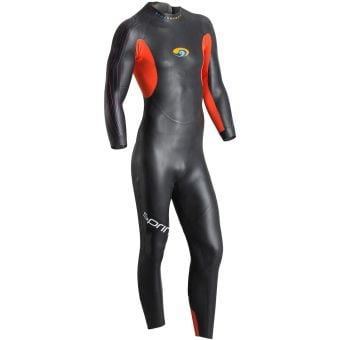 Blueseventy Sprint Wetsuit Tall Black/Red
