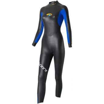 Blueseventy Sprint Womens Wetsuit Athena Black/Blue