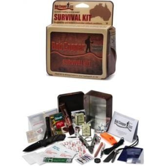Bob Cooper Outdoor Survival Kit