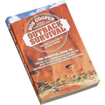 Bob Cooper Survival Outback Survival Book