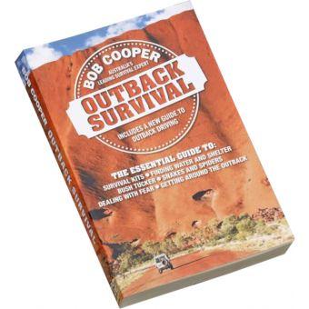 Bob Cooper Survival Outback Survival Book