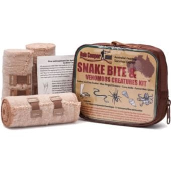 Bob Cooper Survival Snake Bite And Venomous Creatures Kit