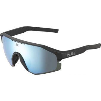 Bolle Lightshifter Sunglasses Black Matte (TNS Ice Lens)