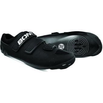 Bont Motion 3 Strap Road Shoes Black