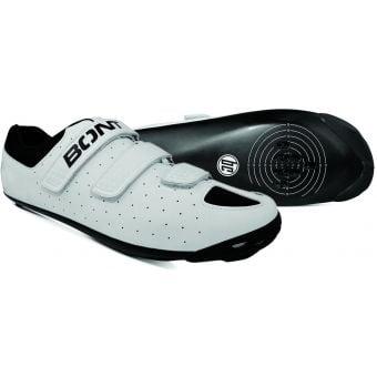 Bont Motion 3 Strap Road Shoes White