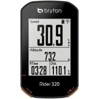 Bryton Rider 320 GPS Bike Computer