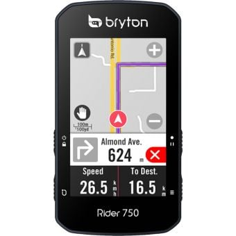 Bryton Rider 750 GPS Bike Computer