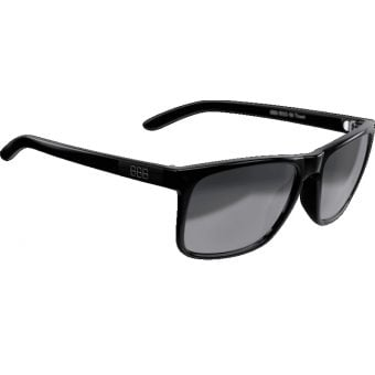 BBB Town Mirror Polarised Sunglasses Glossy Black