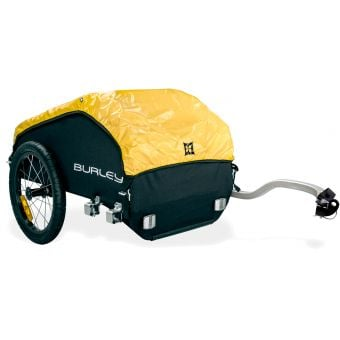 Burley Nomad Cargo Trailer Yellow
