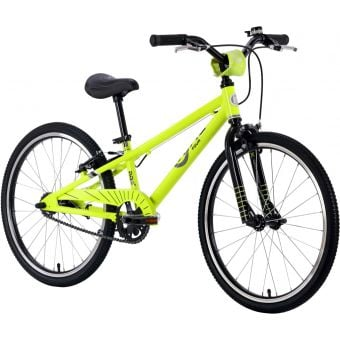 ByK E-450 Boys Bike Neon Yellow/Black