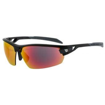 BZ Optics Pho Glasses Black/Fire Mirror