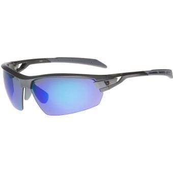 BZ Optics Pho Glasses Graphite/Blue Mirror