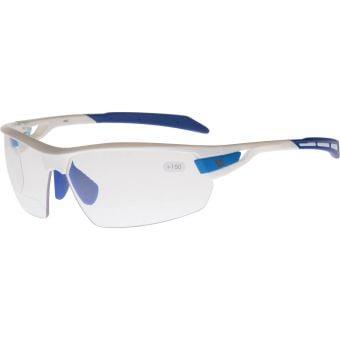 BZ Optics Pho Photochromic Bifocal +1.50 Glasses White