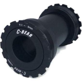 C-Bear Ceramic T47 Race Bottom Bracket (24mm Spindle Shell 86.5mm)