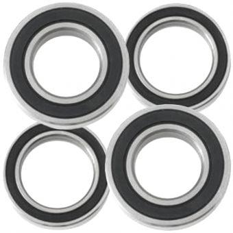 C-BEAR Zipp 77/177/188 Hub Ceramic Road Wheel Bearing Set Black Seal