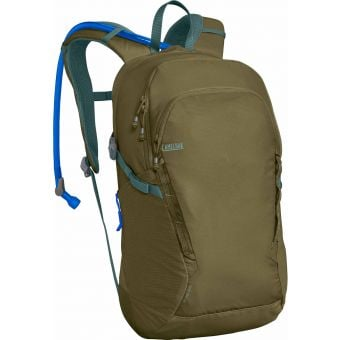 CamelBak Daystar 16Ltr Womens Hydration Pack 2.5L Reservoir Olive/Silver Pine