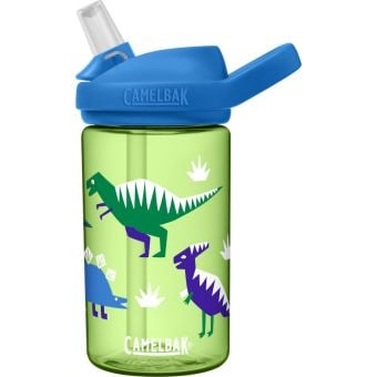 Camelbak Eddy+ Kids 400ml Tritan Renew Bottle Hip Dinos