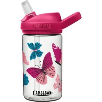 Camelbak Eddy+ Kids 400ml Tritan Renew Bottle Color block Butterflies