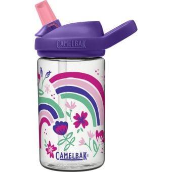 Camelbak Eddy+ Kids 400ml Tritan Renew Bottle Rainbow Floral