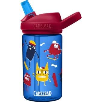 Camelbak Eddy+ Kids 400ml Tritan Renew Bottle Skate Monsters