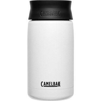 CamelBak Hot Cap 350mL Stainless Vacuum Insulated Bottle White