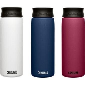 CamelBak Hot Cap 600mL Stainless Vacuum Insulated Bottle White