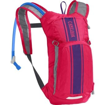 CamelBak Mini M.U.L.E 1.5L Hydration Pack Hot Pink/Purple