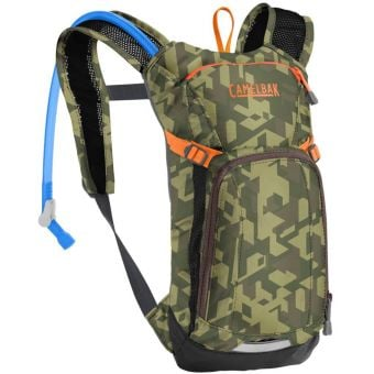 CamelBak Mini M.U.L.E. 1.5L Kids Hydration Pack Camelfage