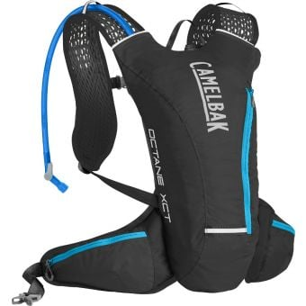 CamelBak Octane XCT 2L Hydration Pack Black/Atomic Blue