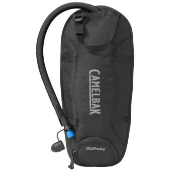 CamelBak StoAway 3L Insulated Hydration Bladder PiggyBack Pack Black