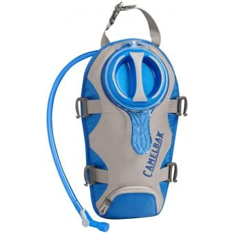 CamelBak UnBottle 2L Hydration Bladder PiggyBack Pack Grey/Blue