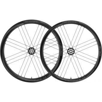 Campagnolo Shamal 700c Centerlock DB 2WayFit Carbon Wheelset