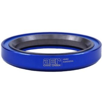Cane Creek Replacement AER-Series 41mm Alloy Headset Bearing Blue