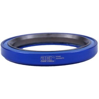 Cane Creek Replacement AER-Series 52mm Alloy Headset Bearing Blue