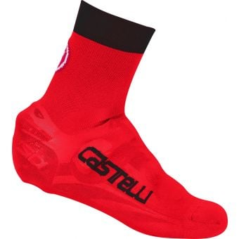 Castelli Belgian Bootie 5 Shoe Covers Red/Black