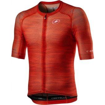 Castelli Climbers 3.0 Mens Jersey Fiery Red 2021