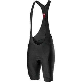 Castelli Entrata Bib Shorts Black 2020
