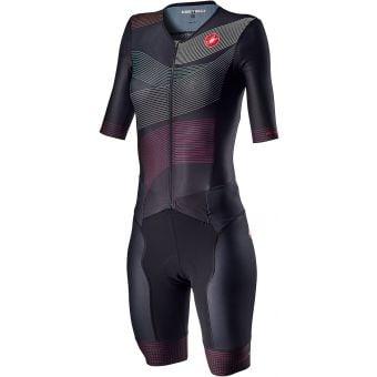 Castelli Free Sanremo 2 Womens Triathlon Suit Multicolor Black 2021