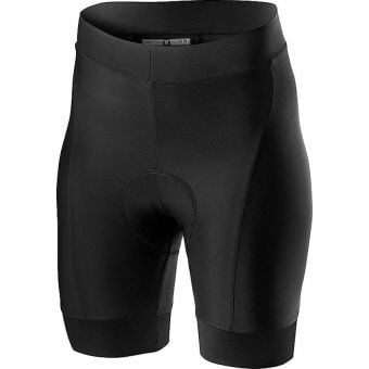 Castelli Prima Womens Shorts Black/Dark Grey 2020