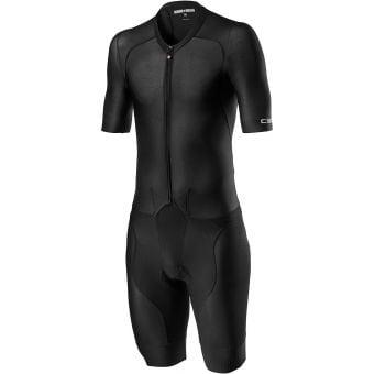 Castelli Sanremo 4.1 Mens Speed Suit Light Black 2021