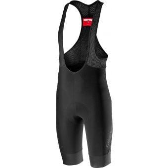 Castelli Tuto Nano Bib Shorts Black 2020