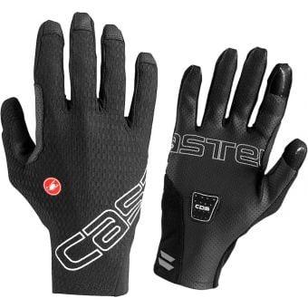 Castelli Unlimited Full Finger Gloves Black 2021