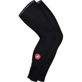 Castelli UPF 50+ Leg Skins Black 2017
