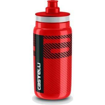 Castelli Water Bottle Red 550ml